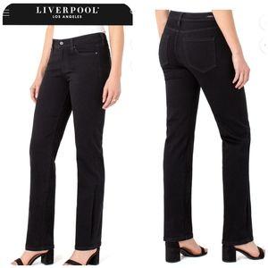 Liverpool Los Angeles Sadie Straight Jeans